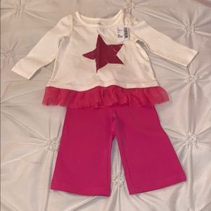 The Children's Place Matching Sets - Baby Girl Set
